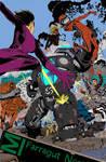 Avenger by FlattSquat