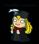*SWORDZ intensifies* by MikalaMouse