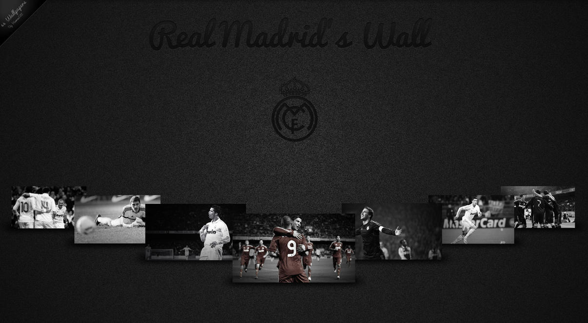 Real Madrids Wallpapers By HamzaEzz