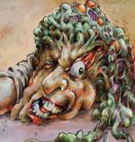 The Gurch Art  Monster (animation)