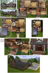 Sims 3 - Plantation House 82126 - Unfurnished by pinkythepink