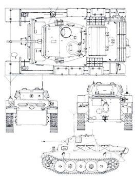 Panzerkampfwagen 2 CS3 Brush