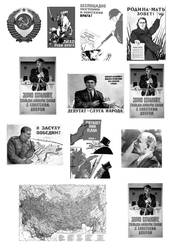 Soviet Retro Brushset CS3