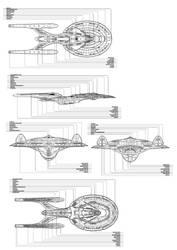 Star Trek Sovereign Class CS3