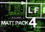 Matt Pack 4 - Tech Brushes