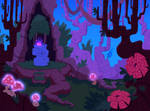 Enchanted Interactive Forest