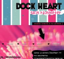 Skin Rainmeter DoockHeart