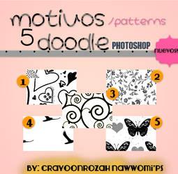 Motivos Doodle