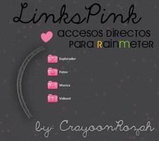 LinksPink Rainmeter