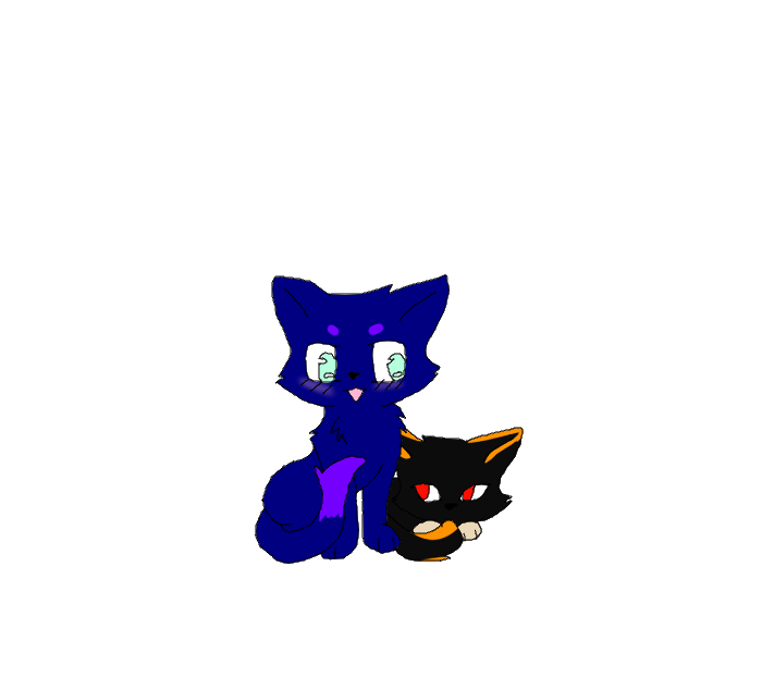 COLLAB: Smol Kittehs by BeelzemonFangirl