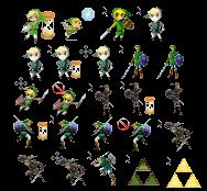 Cursor: Zelda Mass Set by BlastedSpammer
