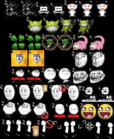 Cursor: Memes and Logos! by BlastedSpammer