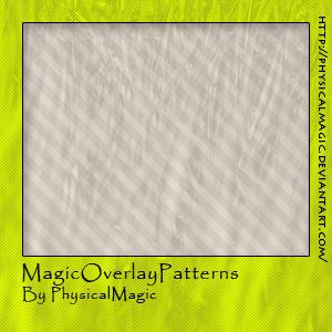 Magic Overlay Patterns by PhysicalMagic