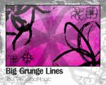 Grunge Lines.