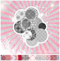 PINKgossip_04 patterns