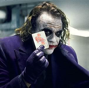 Joker Finds Nemo