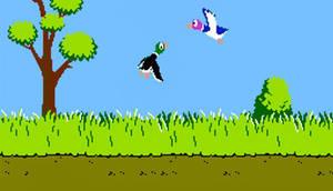 Failed Flash Duck Hunt