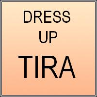 Dress Up Tira - Flash Game by Nisi-chan
