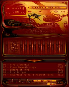 Fire Elemental by xenosomething