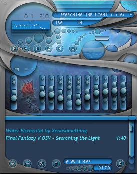 Water Elemental by xenosomething