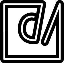 Epic dA logo 12 by xdoodle