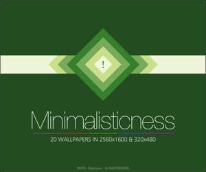 Minmalisticness