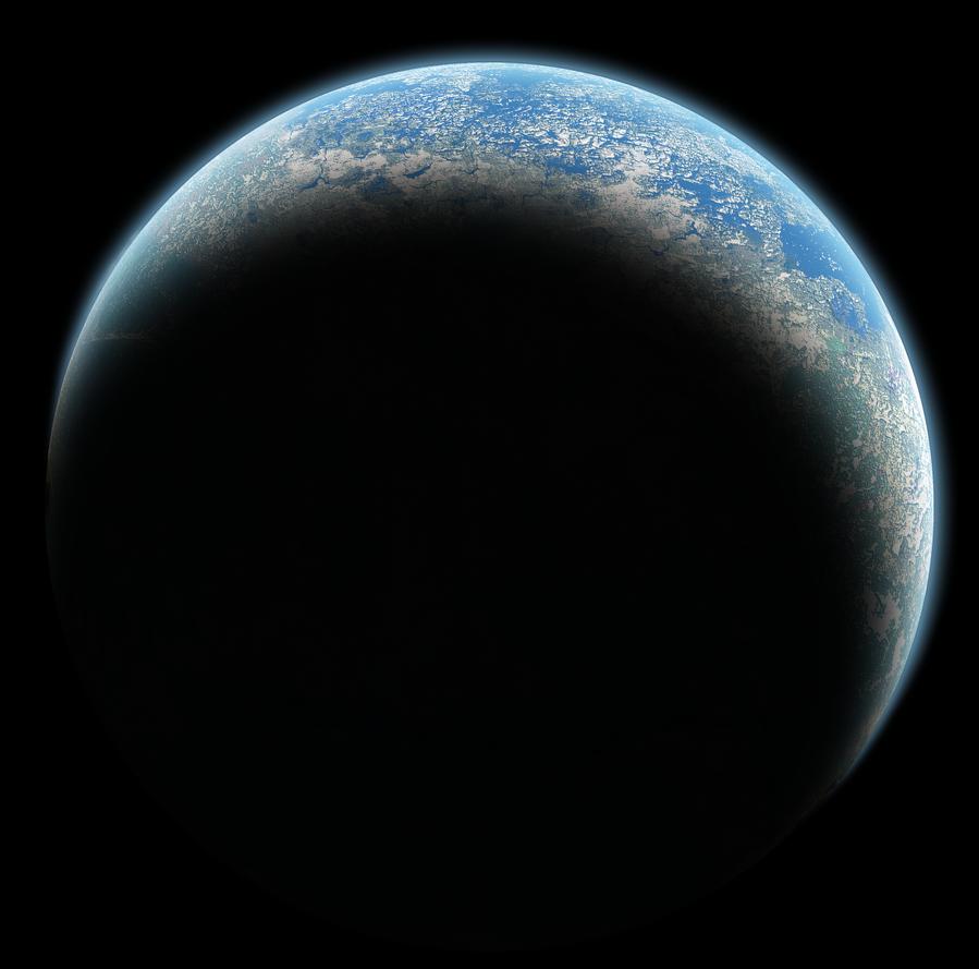 Planet Stock 01 by LukeQuietus