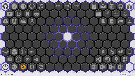 AlphaHexagon by Lycodo