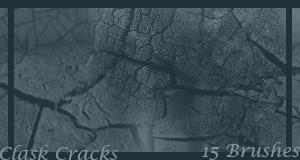 Clask Cracks by Byru-Eridanus