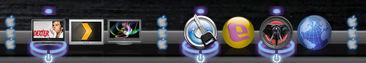 OSX Dock Active indicator
