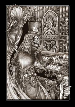 Dr. Necropolis and the Organ Mysterium