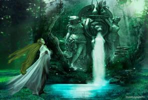 Magic Pond by SilviaMS