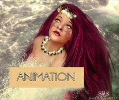 Animation Sirenia by SilviaMS