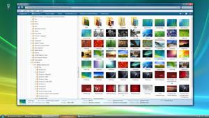 Windows Vista 2018 Edition Avdan Style
