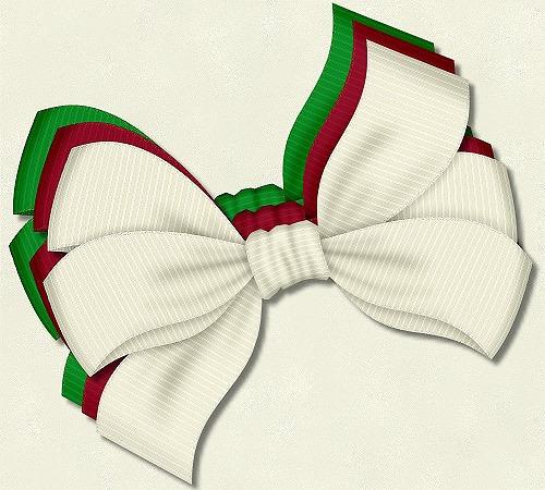 Christmas Bows 5