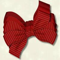 Christmas Bows 6