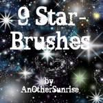 Star-Brushes Set