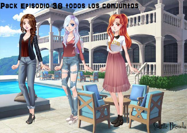 Pack CDM Episodio 38 by SucretteBrenda091