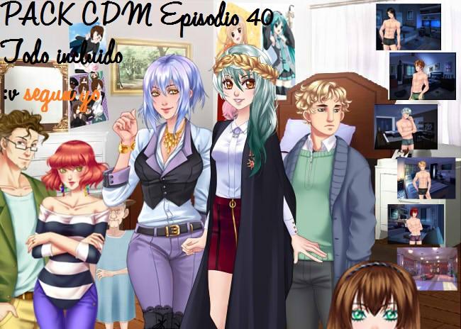 Pack CDM Episodio 40 (Sucrette Brenda) by SucretteBrenda091