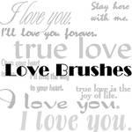 Love Brushes 1