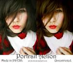 Portrait Action