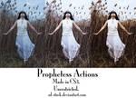 Prophetess Actions