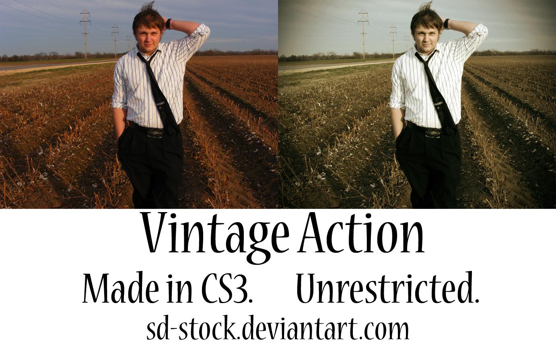 Vintage Action 3