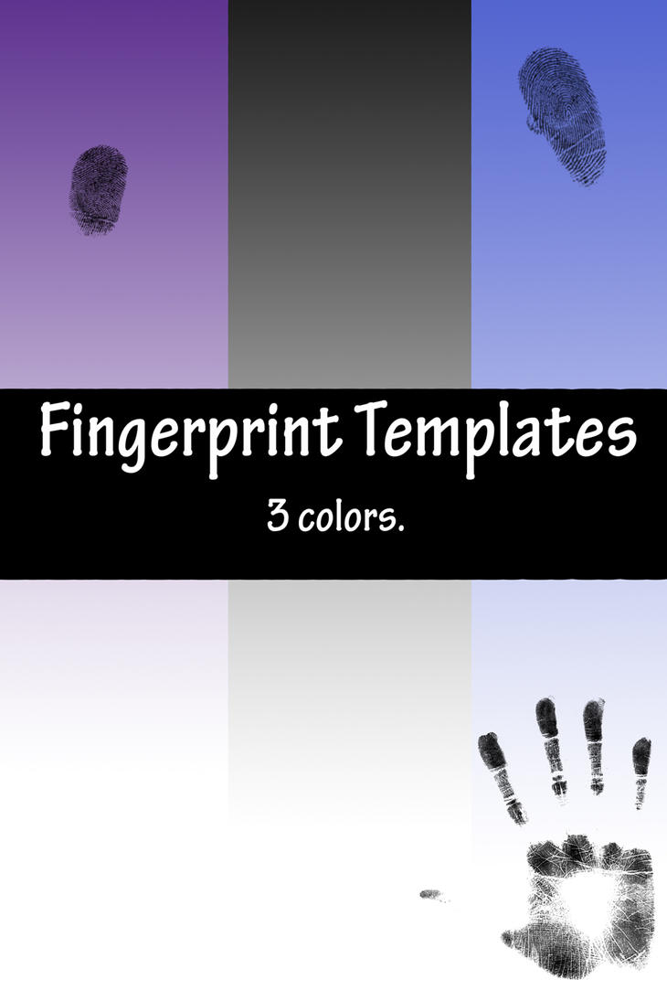 Fingerprints Templates by sd-stock