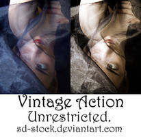 Vintage Action 4 by sd-stock