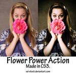 Flower Power Action
