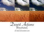 Desert Actions