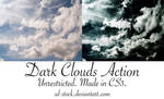 Dark Clouds Action