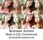 Remnant Actions