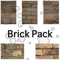 Brick Pack by sd-stock